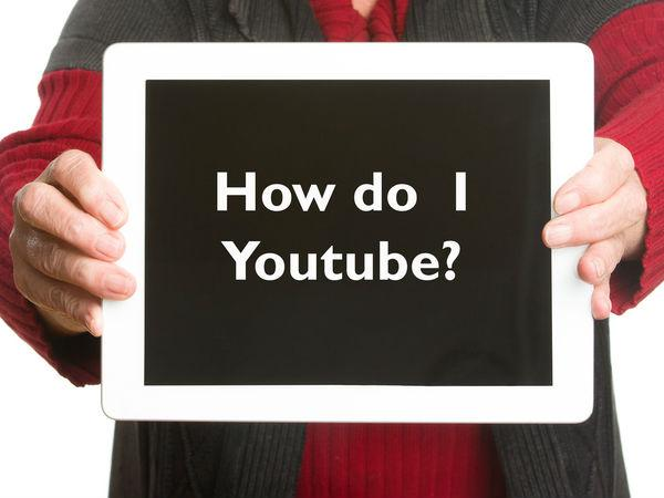 How do i youtube ?