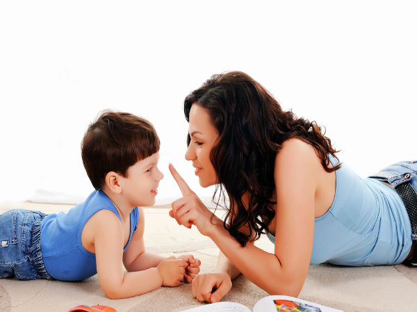 """બાળકોને """"શિસ્ત"""" શીખવવી સરળ છે, બસ ટ્રાય કરો આ 7 વાતો"""