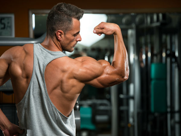 Tips Build Muscle