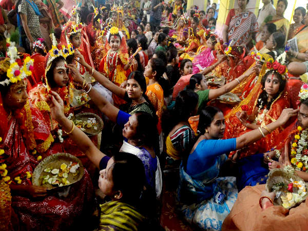 Why Worship Small Girls Navratri