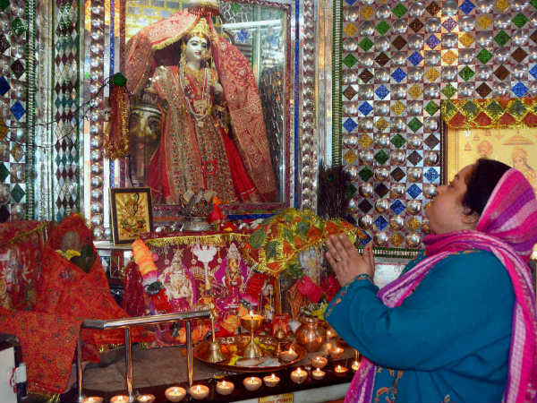 Why worship small girls in navratri
