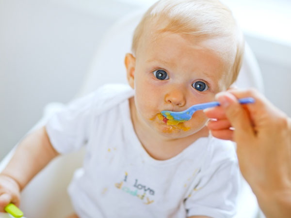 Easy Ways To Help Your Baby Love Vegetables