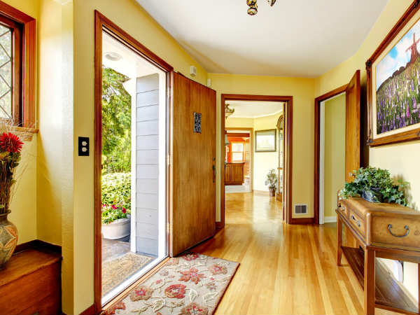 Vastu for your home's entrance