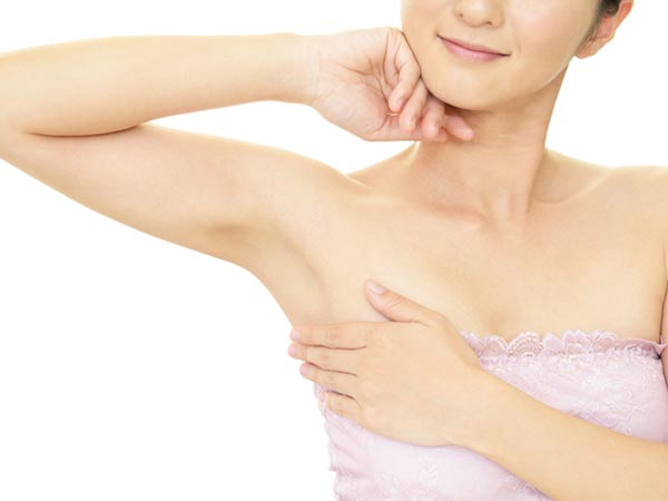 home remedies to get rid of underarm smell