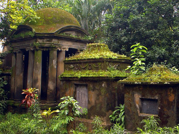 haunted places in kolkata