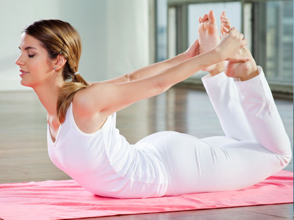 How Beat Menstrual Cramps Pain With Yoga