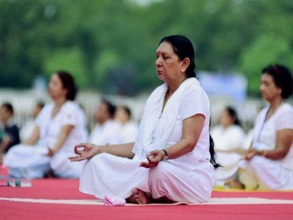 Baba Ramdev Yoga Asanas Curing Diabetes