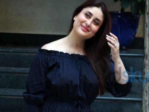 Here S What Kareena Kapoor Is Doing To Prevent Hair Loss