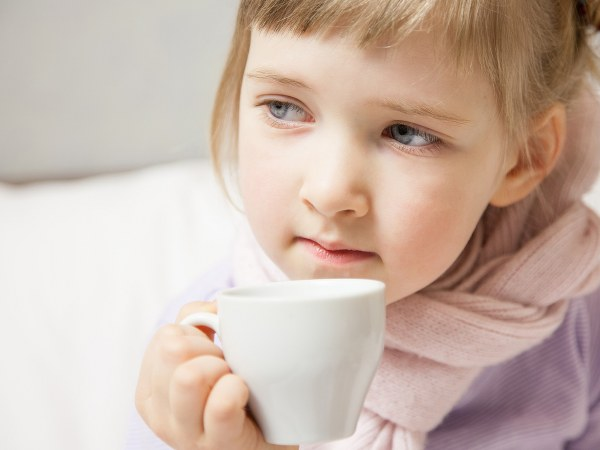 Is It Okay If Your Toddler Drinks Tea
