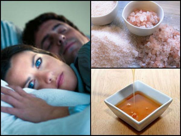 Homemade Sleep Remedy Take One Teaspoon Before Bed You Will Never Wake