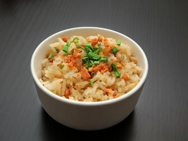 Burnt Garlic Fried Rice