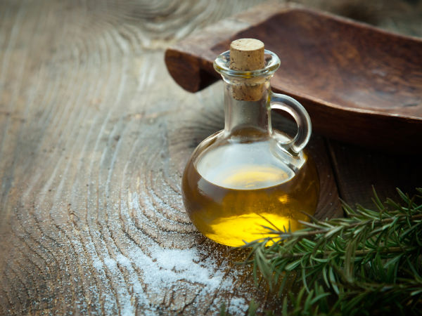olive oil for ear infection