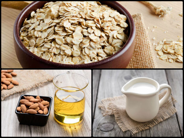 Try This Oatmeal Hairpack To Stop Hairfall Due To Dandruff