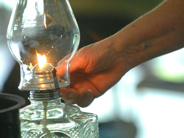 The Significance of Lighting A Lamp In the Evening