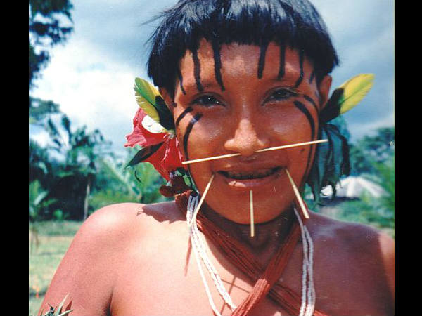 tribal people who drink human blood