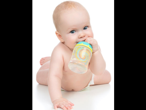 When Can New Born Start Drinking Water