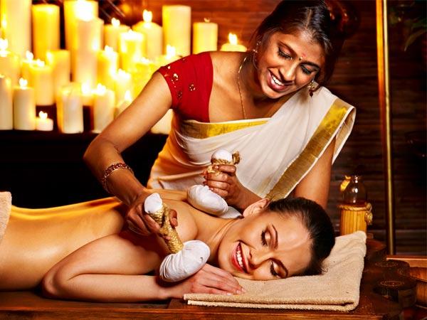 Oil Massage Ancient Wisdom Revived