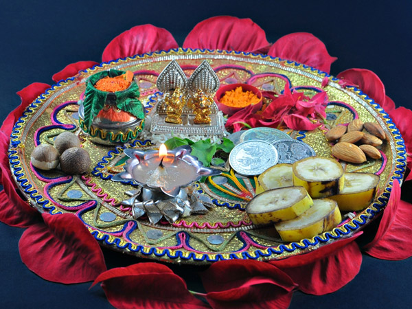 pooja items required to perform hariyali teej puja