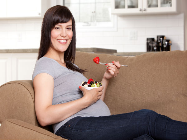 fasting during pregnancy third trimester