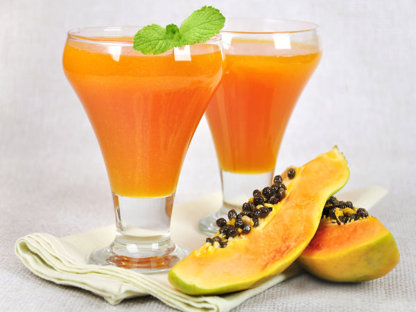 can diabetic patients eat papaya