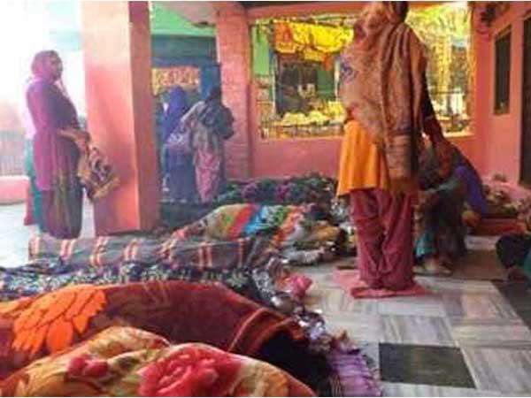આ મંદિરનાં ફર્શમાં એવું છે ચમત્કાર કે જેની ઉપર સૂતા જ મહિલા થઈ જાય છે પ્રેગ્નંટ