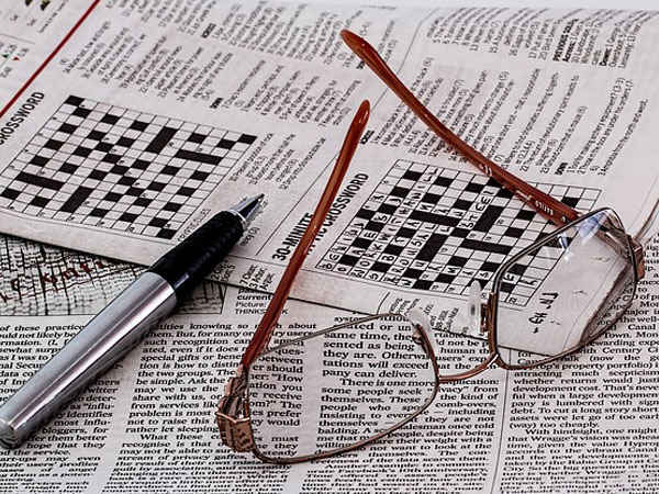 Playing Crosswords