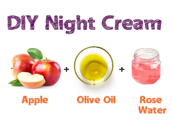 DIY night cream