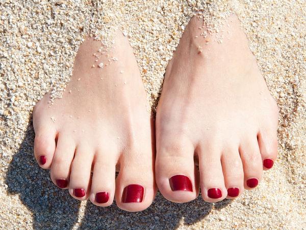 પગનાં અંગૂઠાં ખોલે છે આપનાં વ્યક્તિત્વનું રાઝ, જાણો કેવા છે આપનાં પગનાં અંગૂઠાં