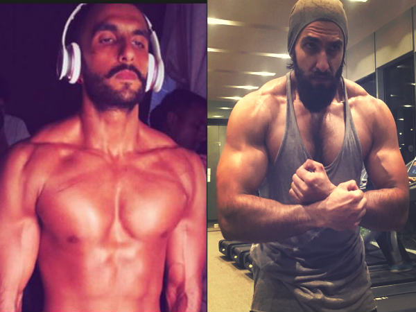Padmavati: Get in shape with Ranveer Singh's insane Alauddin Khilji workout