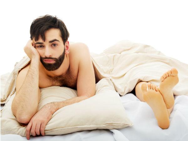 બાયસેક્યુઅલ હોય કે ગે, ૧૦ માંથી ૧ પુરુષ છે પરેશાન છે આ સેક્યુઅલ પ્રોબ્લેમથી