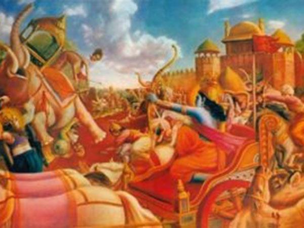 શા માટે કૃષ્ણએ 17 હુમલાઓ સુધી જરાસંધને માર્યા ન હતા?