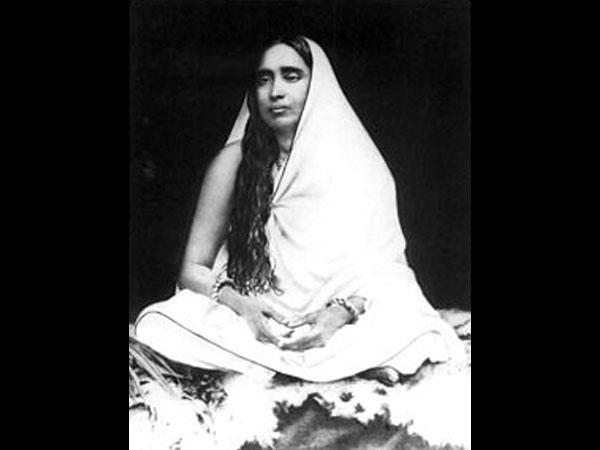 ભારતના મહાન આધ્યાત્મિક સંતો- શ્રી સારદા દેવી