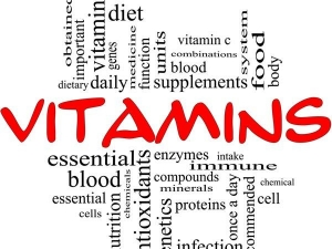 Vitamins Improve Fertility Men