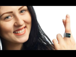 Meet Smarty Ring Smartwatch Your Finger