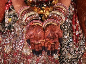 Significance Mehndi Indian Wedding