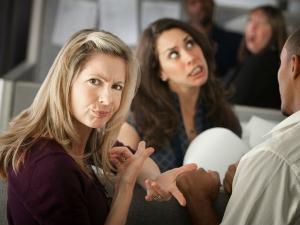 Survey Report On Childish Behaviour At Workplace