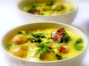 Punjabi Kadhi Recipe