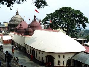 The Mysticism Kamakhya Temple