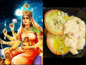 Navratri Nine Days Nine Food Offerings On Each Day The Goddess