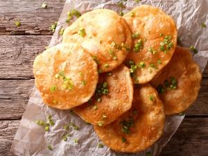 Aloo Puri Recipe Breakfast