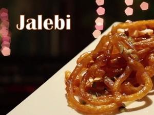 Diet Sweet Jalebi Recipe