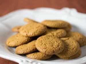 Brown Sugar Cookies Christmas