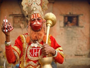 Birth Secret Lord Hanuman