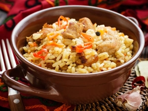 Garlic Chicken Rice Recipe