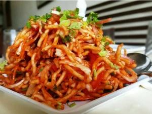 How Make Chinese Bhel
