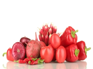 Red Vegetables Nutrition