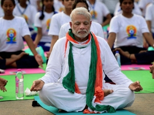 The Secret Narendra Modi S Fitness