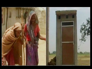 Old Up Woman Sells Goats Build Toilet 102 Yr