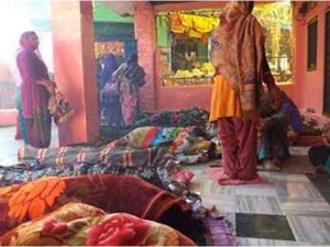 Temple Where Women Get Pregnant By Sleeping On The Floor
