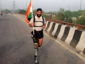 Meet Indias Blade Runner Who Almost Died